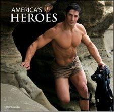 America's Heroes Calendar
