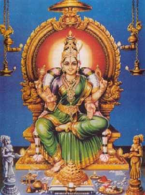 goddess bhuvaneshwari devi