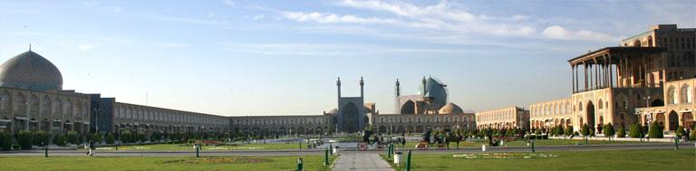 میدان نقشجهان، اصفهان