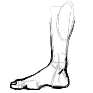 how to draw out a sliver in foot