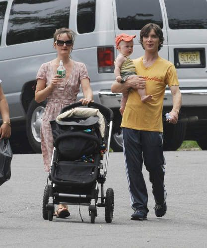 Image result for cillian murphy with wife