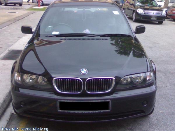 Mazzel Auto Group 2004 Bmw 318i 2000cc