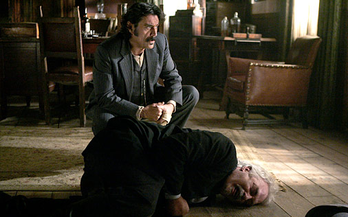 scene deadwood Anal
