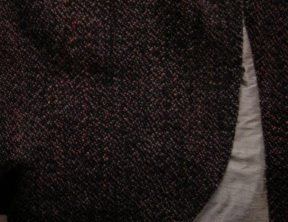 handwoven alpaca-wool over cotton