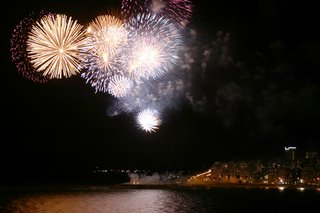 Fireworks Montevideo Noche de las luces
