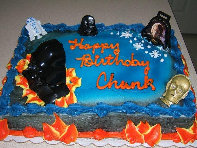 Creative Loafing Happy Birthday Chunk