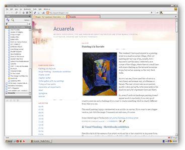 Visit Acuarela