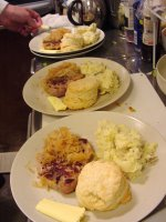 Traditional Pork and Sauerkraut