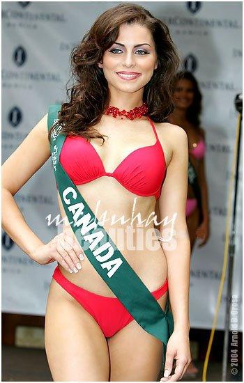 Miss hustler canada 2006