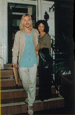 Dlisted: Brad Pitt & Thandie Newton?