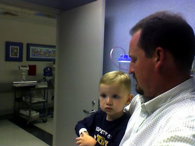 First visit to the ER with one of ours
