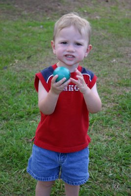 Green Ball Holder