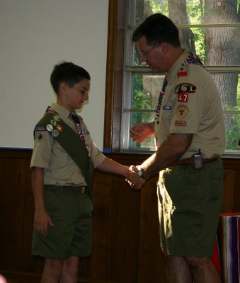 I love Merit Badges