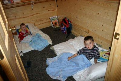 Little Kids room