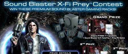 X-Fi Prey