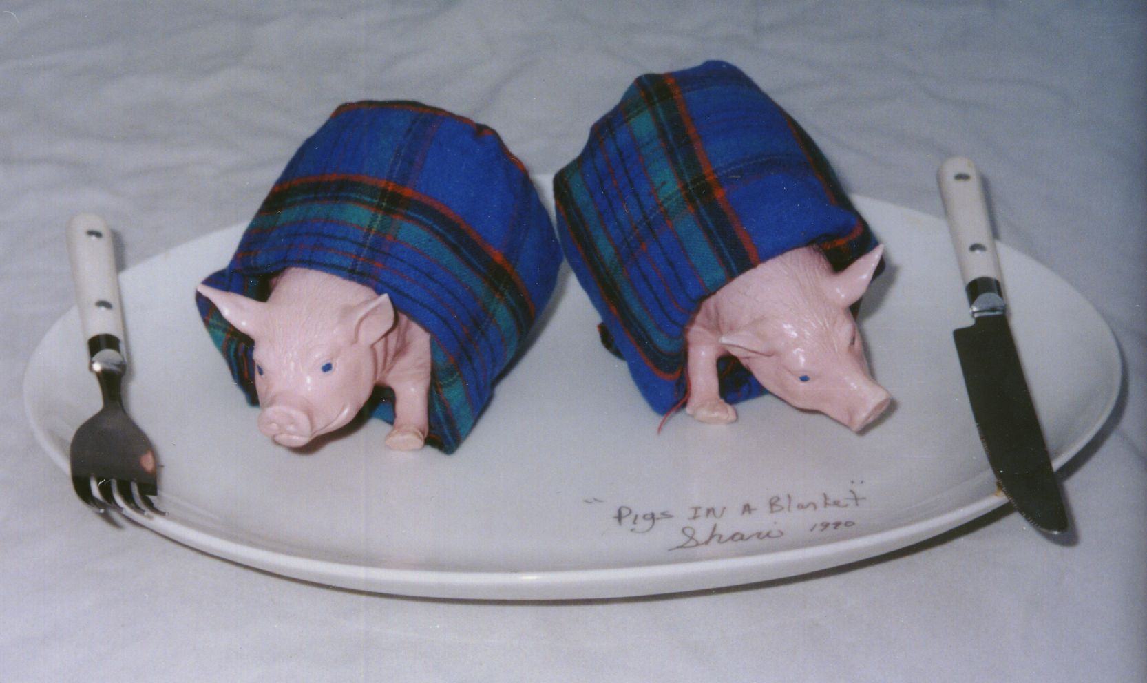 ... of Miscellaneous Merriment: National Pigs in a Blanket Day, April 24th