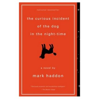 Image of The Curious Incident of the Dog in the Night-time novel