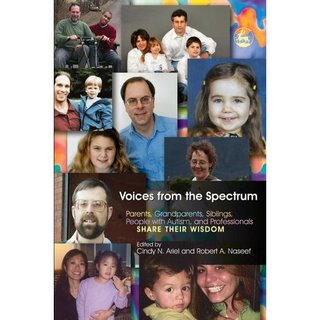 Image of Voices from the Spectrum book