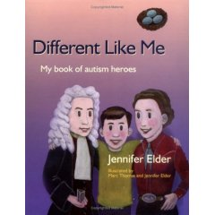 Image of Different Like Me book