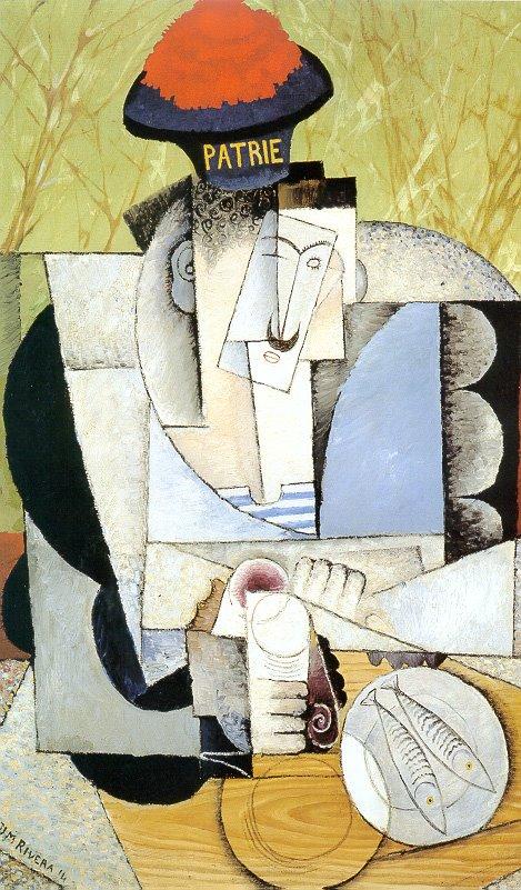 Las obras de diego rivera - Donde estudiar pintura ...
