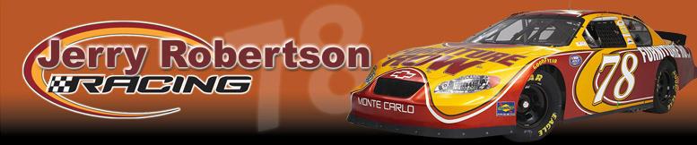 Furniture row racing jerry robertson driver weblog for Furniture row racing