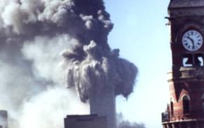 the North Tower's collapse