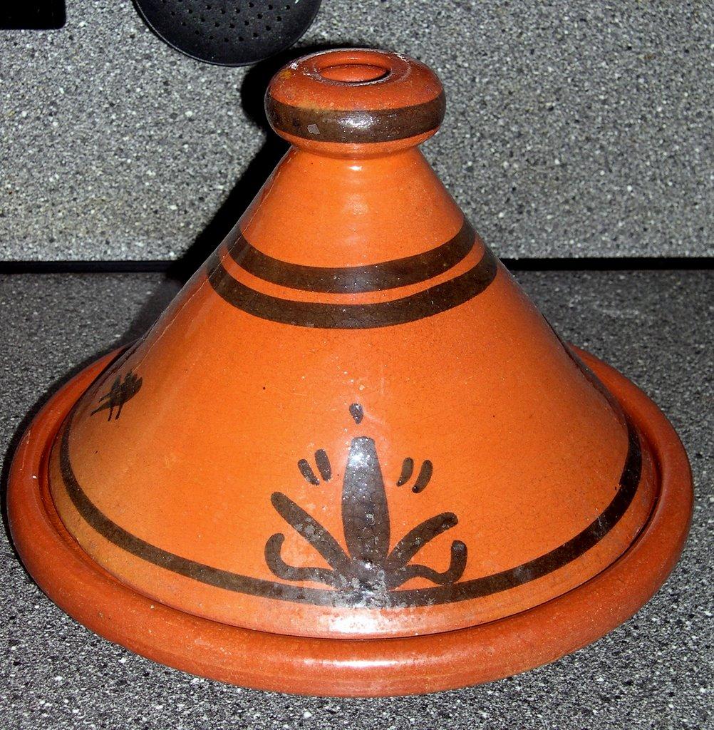 Uit de keuken van levine wat te doen met een pompoen 3 - Aardewerk rode keuken ...