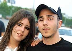 Ericka y Diego