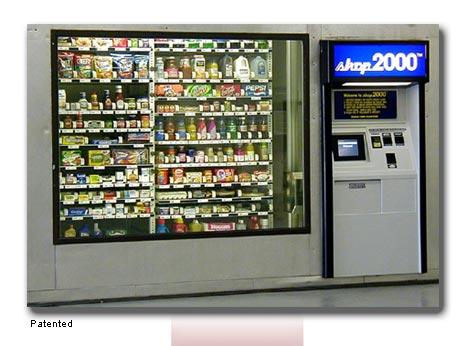 machine store