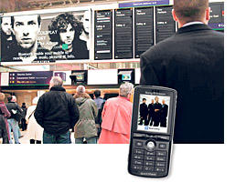 bluetooth advertising london