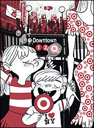 Target to Be New Yorker's Sole Advertiser for One Issue
