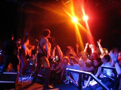 Gogol Bordello live @ Fine Line 4/7/06