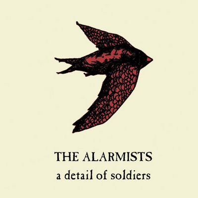 The Alarmists - A Detail of Soldiers is out June 6th