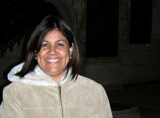 Pastor Maria Santa Cruz