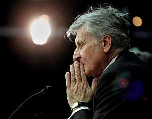 Trichet prays for a successful meeting this Sept