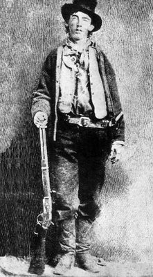 Only Authenic Billy the Kid Photo