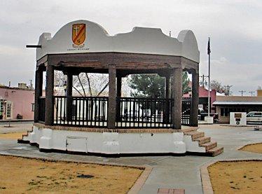 Mesilla Bandstand