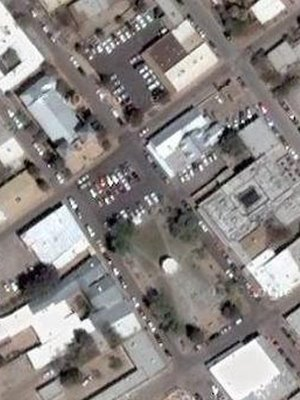 Mesilla Satellite Image
