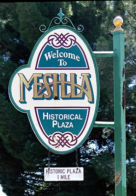 Welcome to Mesilla