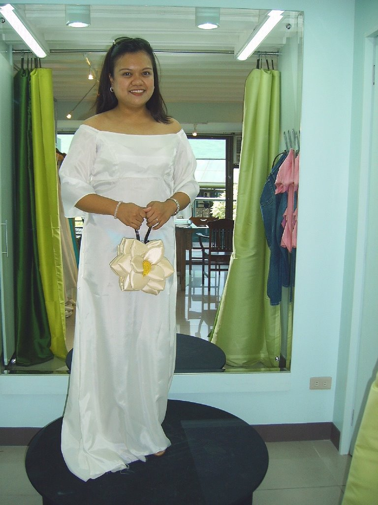 Wedding Dresses For Ninang : To have and hold for always quot may