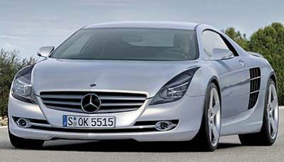 Rumors Are Spreading Fast About A 2 Seater Mercedes Sports Car That Could  Compete With The Porsche 911 And The Audi R8.