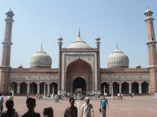 essay on jama masjid