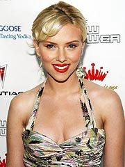 Scarlett Johansson Calls Grope Poor Taste  PEOPLEcom
