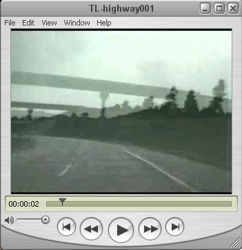 Time Lapse Higway