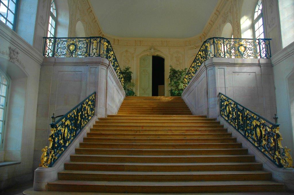 dijon escalier des etats