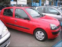 my lovely little car as she was before!