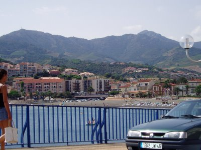 Banyuls-sur-Mer, August 2004