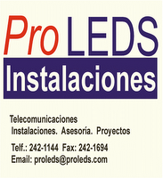 Instalaciones Proleds SAC