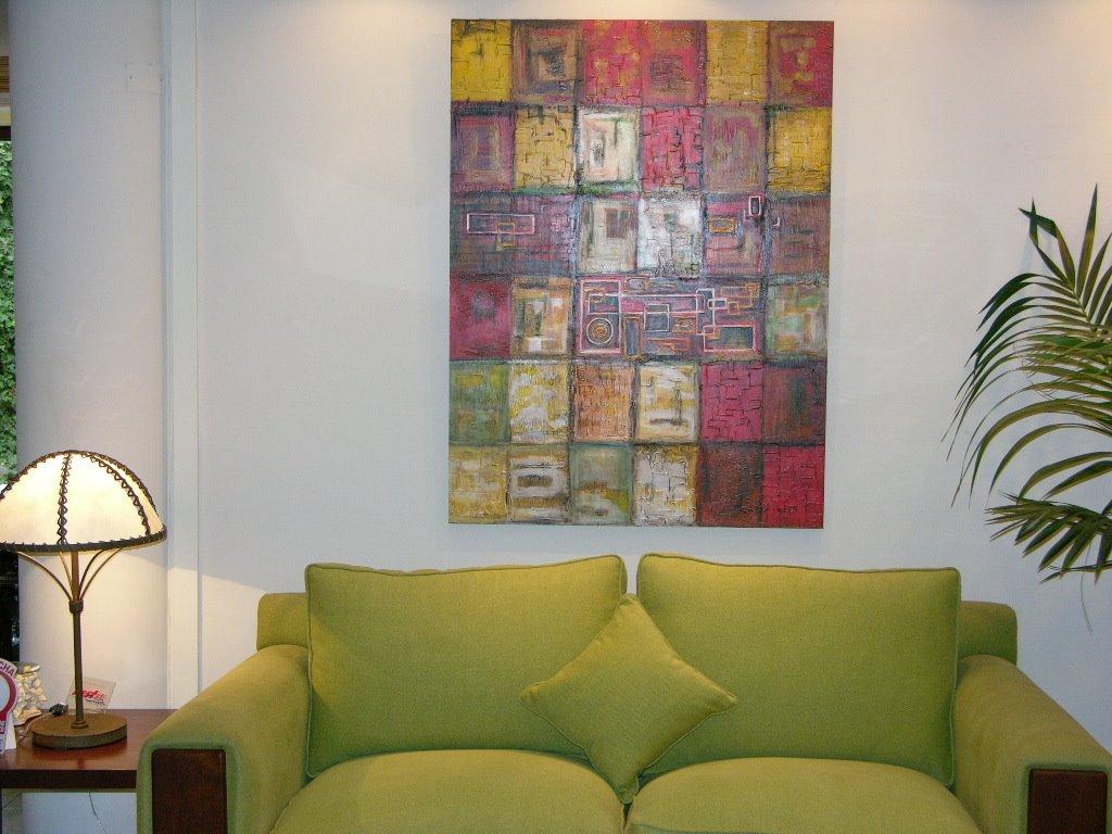 Cuadros abstractos y texturas murales cuadros abstractos for Imagenes de cuadros abstractos con texturas