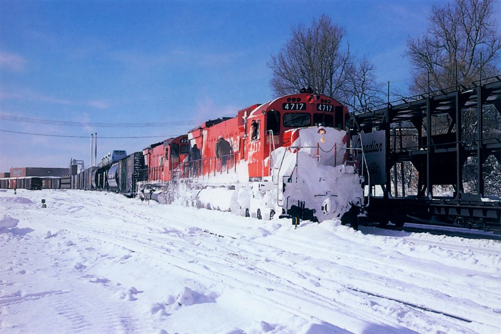Faizal rahman canadian pacific railway